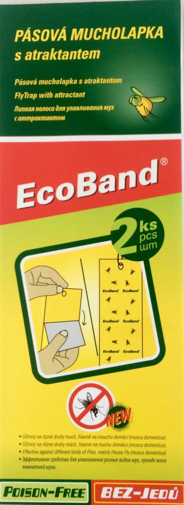 Mucholapka ECO BAND UNI 2Ks